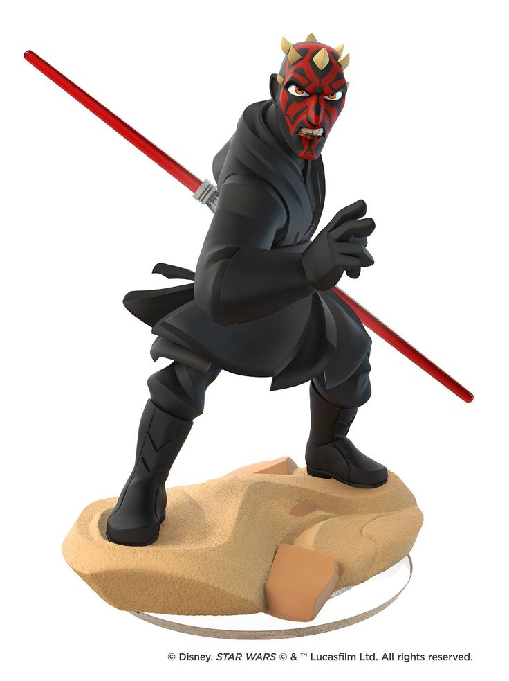 Disney Infinity 3.0 Star Wars Episodes I - III and Clone Wars Figures! Darth Maul! http://bradgeek.tumblr.com/post/126891503813/disney-infinity-30-star-wars-episodes-i-iii-and