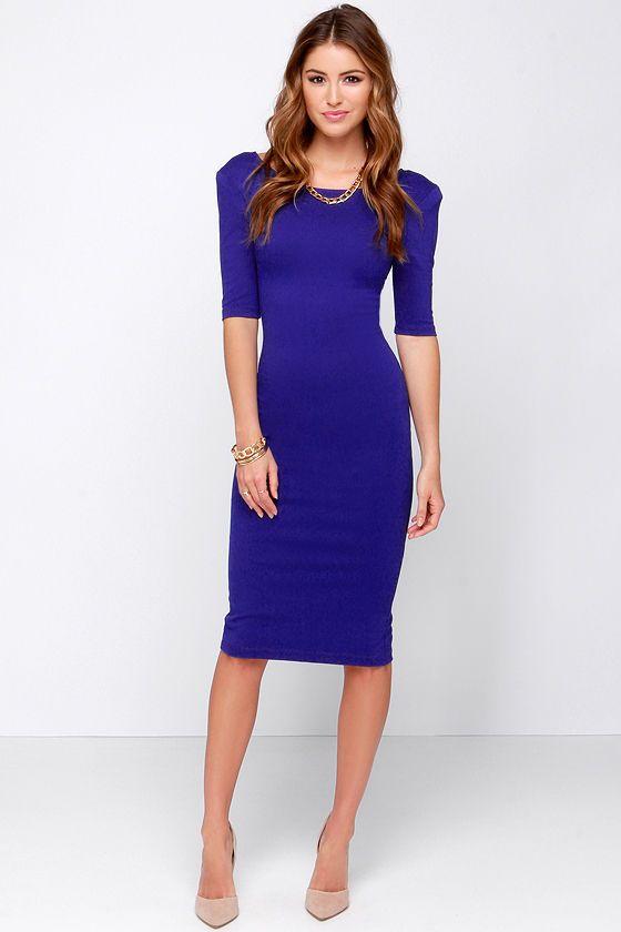 1000+ ideas about Royal Blue Skirts on Pinterest   Blue ... - photo #18