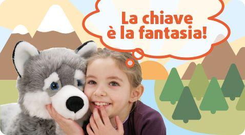 L'ingrediente segreto dei bambini? Il potere dell'immaginazione!