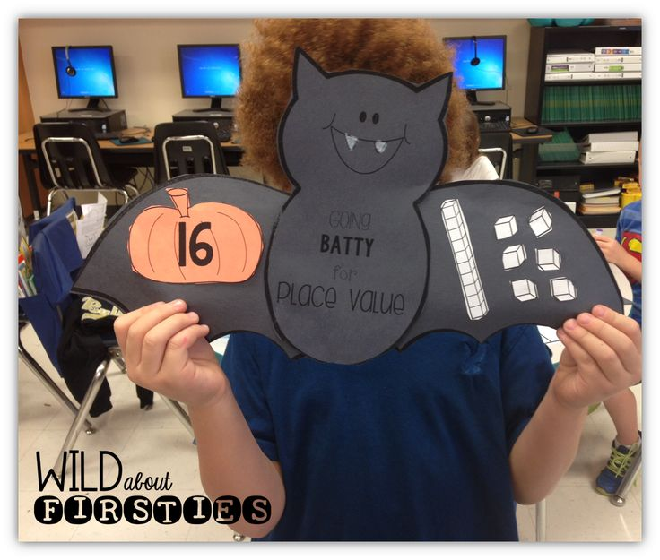 Wild About Firsties!: Numbers, Numbers, & Numbers....Oh My!