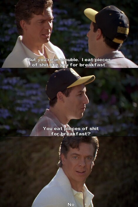 golf quotes happy gilmore