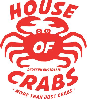 House Of Crabs Redfern Logo