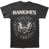 I've wanted a ramones shirt since forever!