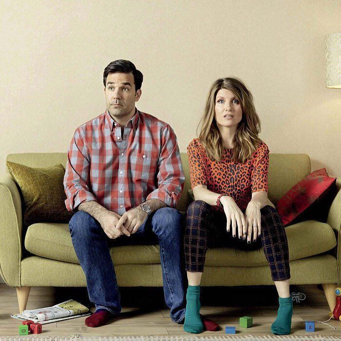 Is anyone else LOVING 'Catastrophe'? Can't believe series 2 is even better than the first. We love it Sharon Horgan you're a funny funny dream! #Catastrophe #SharonHorgan