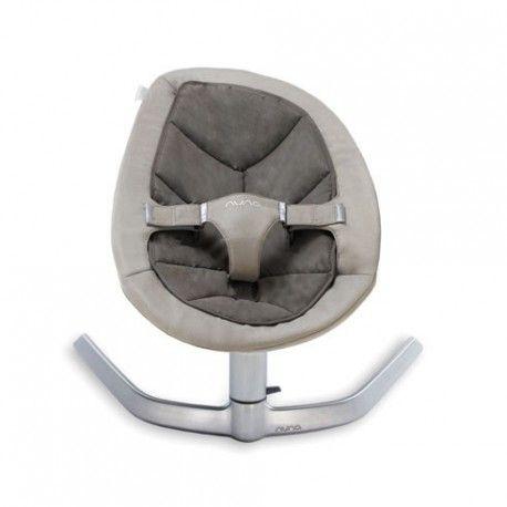 NUna Leaf  Base de gran seguridad con freno para fijar el asiento