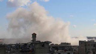 Serangan rezim Nushairiyah membunuh 9 warga sipil Suriah di Idlib Syiahindonesia.com - Sedikitnya sembilan warga sipil gugur dan puluhan lainnya terluka dalam serangan rezim Nushairiyah di Suriah pada Sabtu (4/3/2017) menurut seorang pejabat pertahanan sipil dan warga setempat sebagaimana dilansir WB.  Sebuah pesawat perang rezim menyerbu wilayah pemukiman di kota Al Dana di provinsi Idlib barat laut kata pejabat pertahanan sipil Yahya Jawad. Delapan orang tewas dan 15 lainnya terluka dalam…