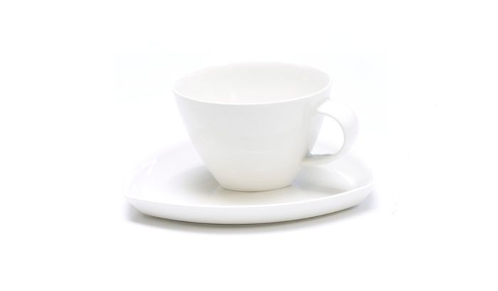 Amfora Tee Cup With The Plate