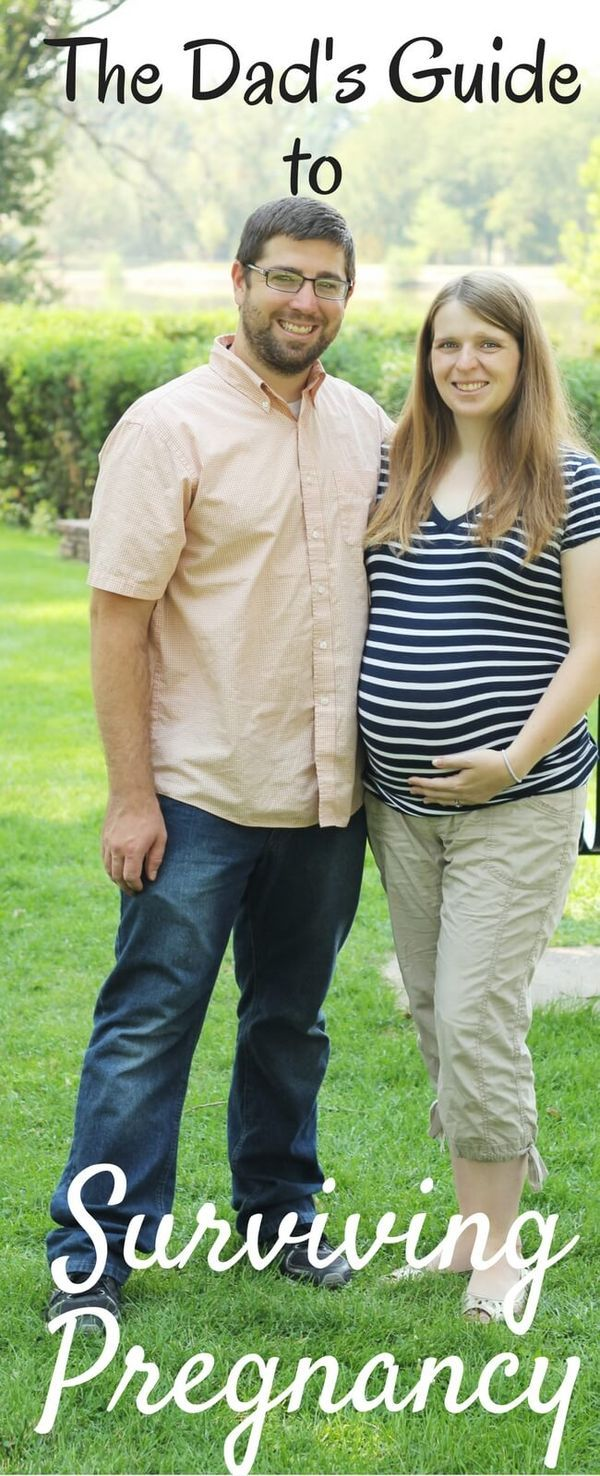 Pregnancy / Dads and Pregnancy / Pregnancy Guide / Guide to Pregnancy / Dad's Guide to Pregnancy / First time dad