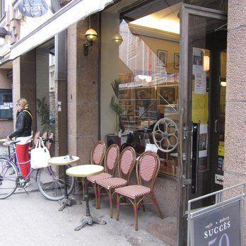Café Succes - Helsinki, Suomi