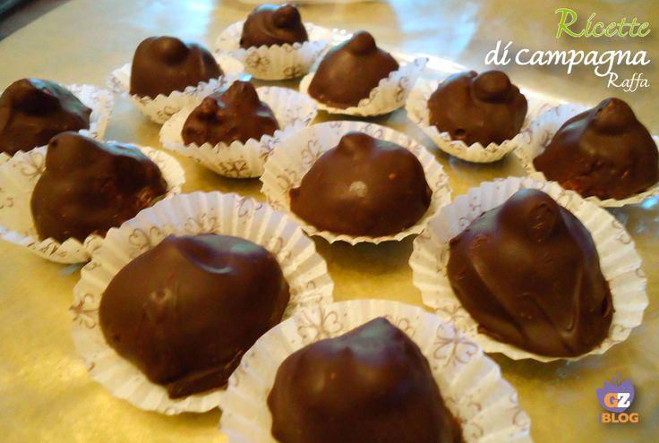 Baci cioccolato e nocciole