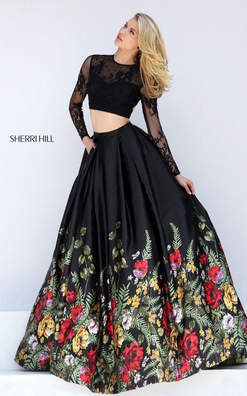 Sherri Hill 50599. Sherri Hill. Sherri Hill designs. Sherri Hill prom. Sherri Hill prom dress 2016. 2016 prom dress. prom dress shopping. get prom fit. prom 2016.
