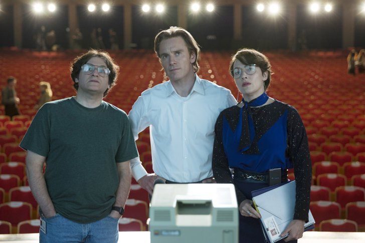 Pin for Later: 9 of This Year's Oscar-Nominated Films That Are Based on True Stories Steve Jobs