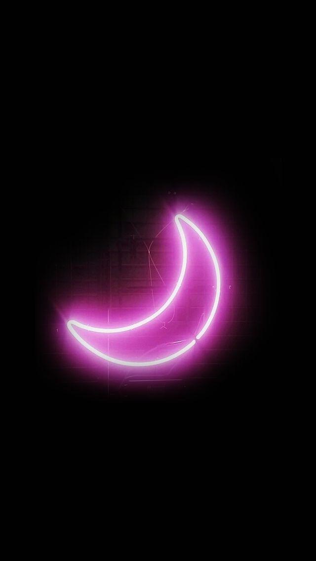 Pink....Moon....Light....#pinkchoice | Wallpaper iphone ...
