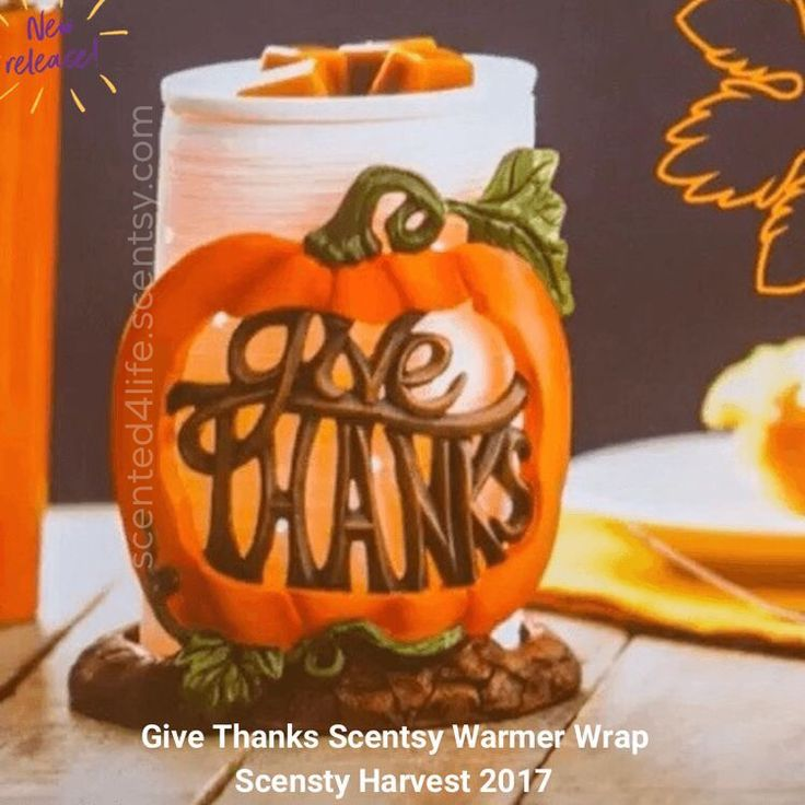 Give Thanks Warmer Wrap Goes around/over the Etched Core or several other warmers.