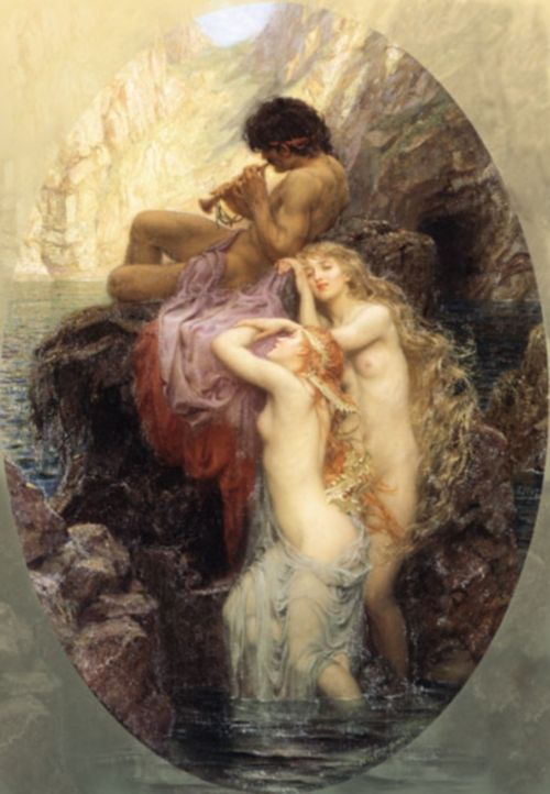Sirens and Satyr