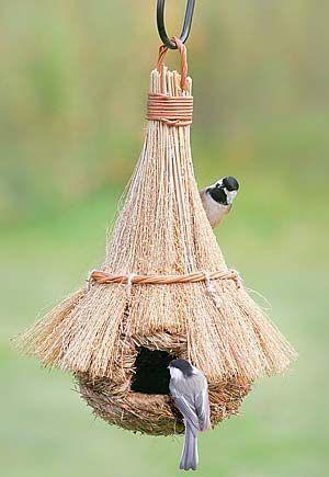 Thatch Bird House POR stormiii