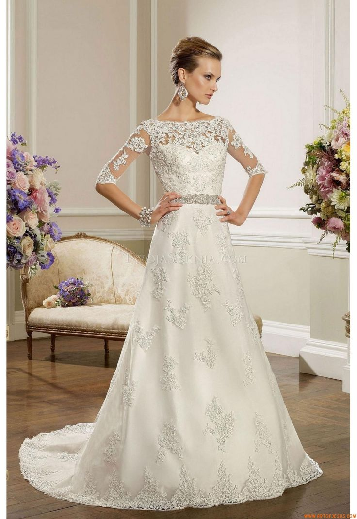 Wedding Dress Ronald Joyce 67022 2014