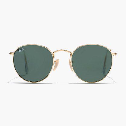 J.Crew+-+Ray-Ban®+retro+round+sunglasses