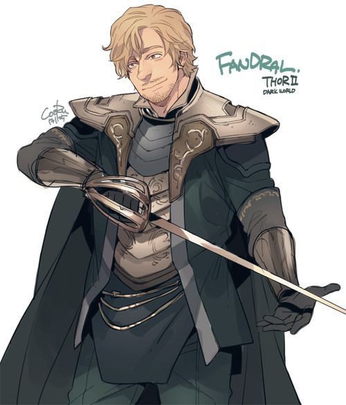 Fandral The Dashing Thor 2 110 best MARVEL ·...