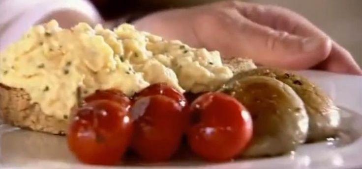 how to make the best omelette gordon ramsay