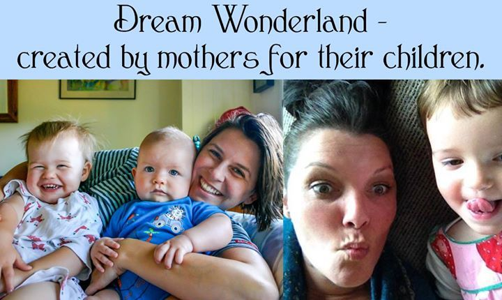 Meet Abigail Hatherley work at home mum, composer and Dream Wonderland founder