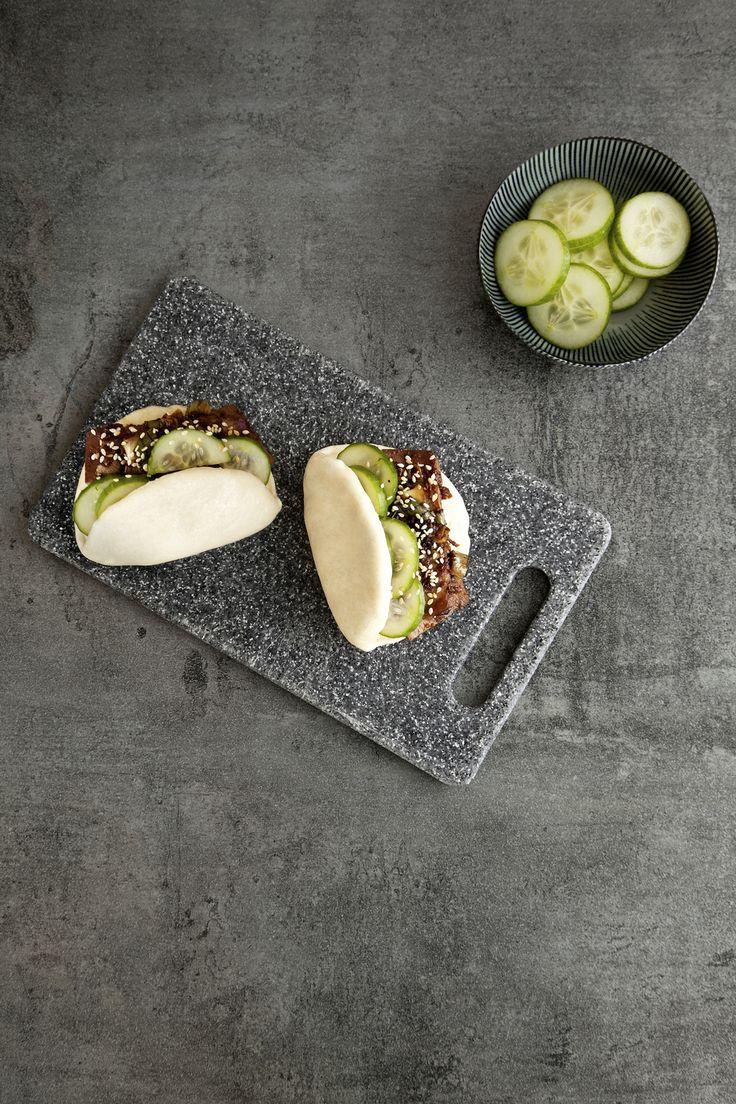 Bulgogi Tofu Korean Bao // Kenkō Kitchen