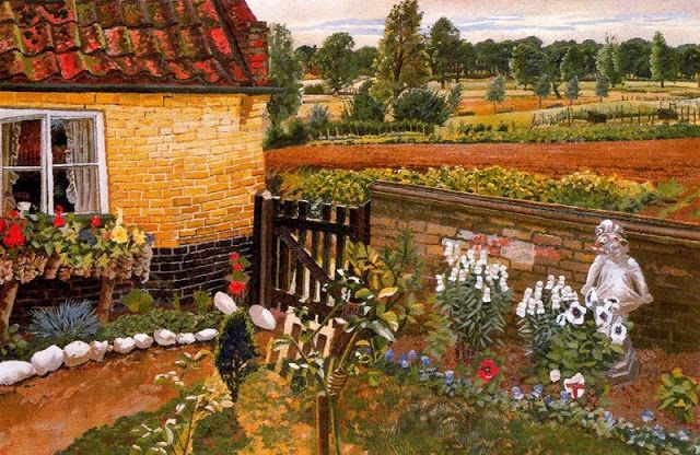 It's About Time: British Town Gardens by Stanley Spencer 1891-1959