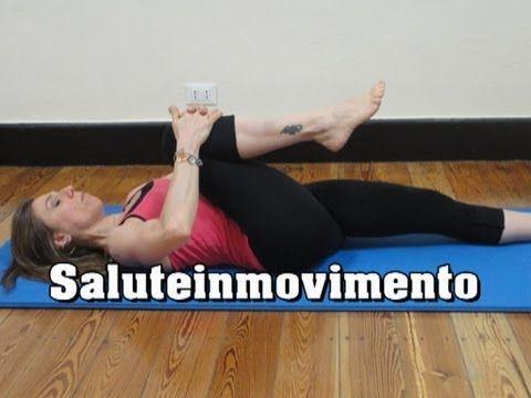 Mal di schiena e sciatica - esercizi