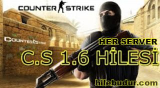 Counter Strike 1.6 Hile Aimbot, Wallhack Hilesi 03.05.2017 - HileSel