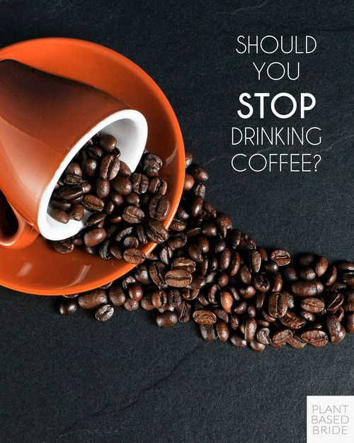 how to stop nausea from drinking coffee