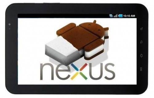 Google's Nexus Tablet