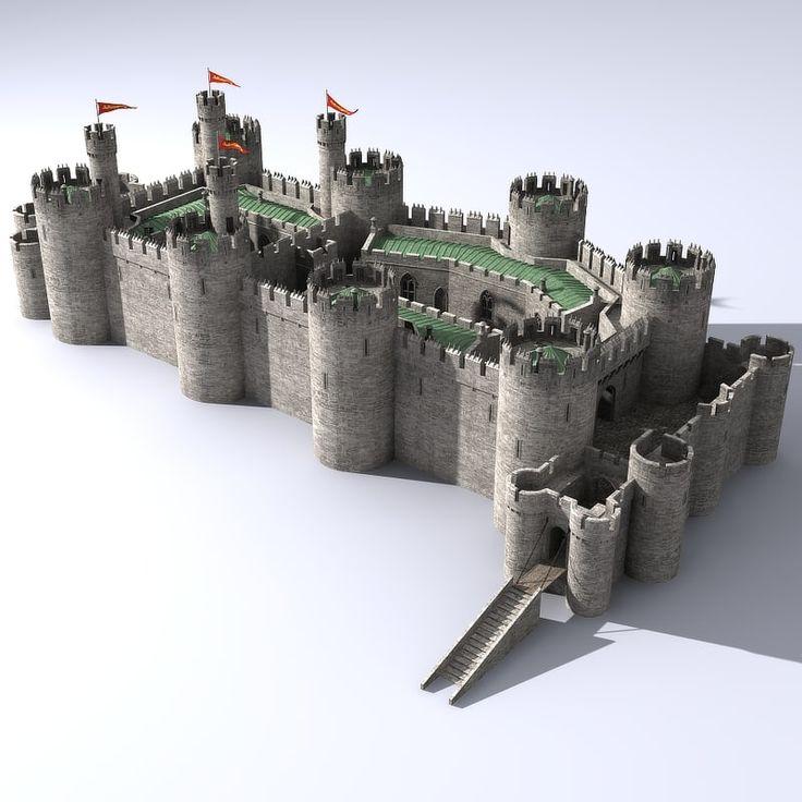 это время замки и крепости фото схемы было построено