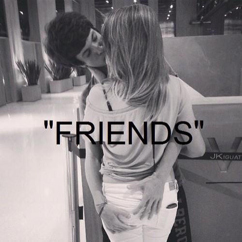 Friends Quote Quotes Quotes Things Words Word Kissing Boy And