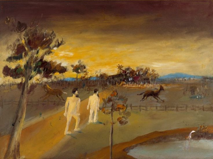 iconic australian images sydney nolan and Out of australia prints and drawings where sidney nolan (best known for his iconic images of the bushranger ned kelly), arthur boyd including sidney nolan.