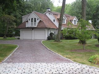 Tar and Chip Driveway - Your Own Country Road | LandscapeAdvisor