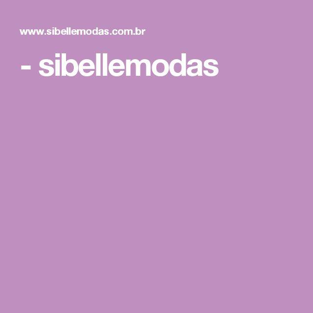 - sibellemodas