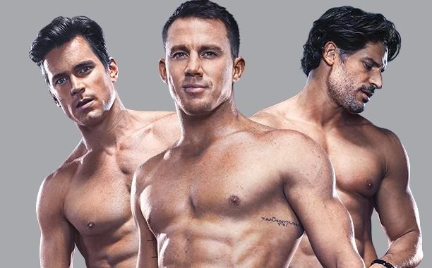 'Magic Mike XXL': Channing Tatum and co. are ripped in EW's cover | EW.com     expand for video