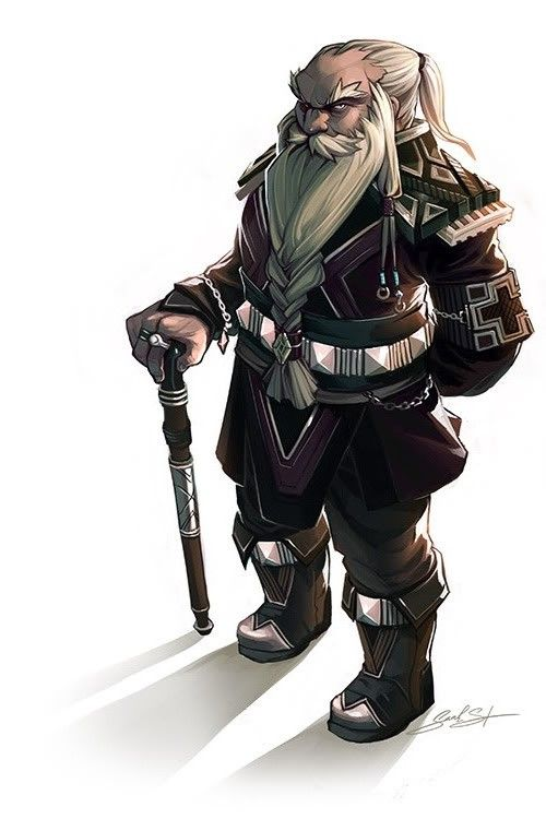 Vek Silvermane my D and D Cleric of Tempus.  My favorite character to play and I hope to cosplay him at the Michigan Renfest next year!