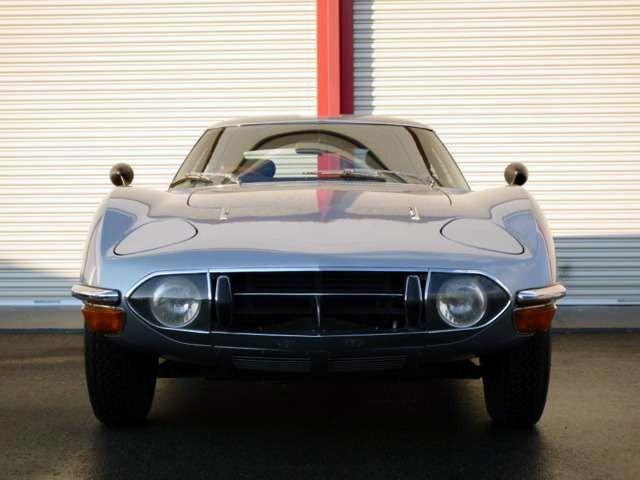 世界が注目する40年以上前の国産スーパーカー、トヨタ2000GT