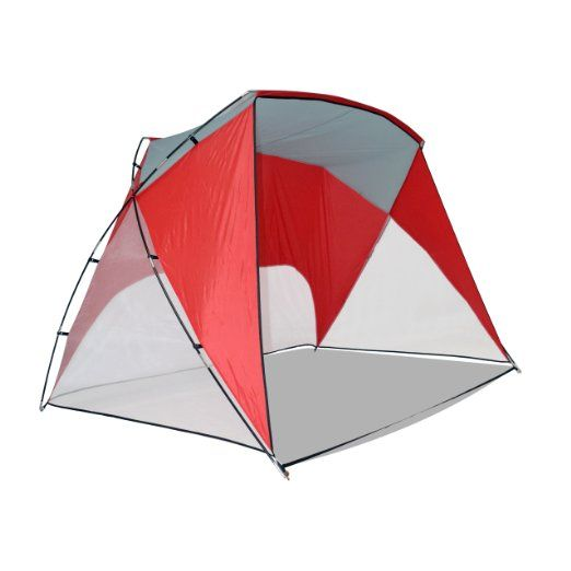 Caravan Canopy Sport Shelter, Red