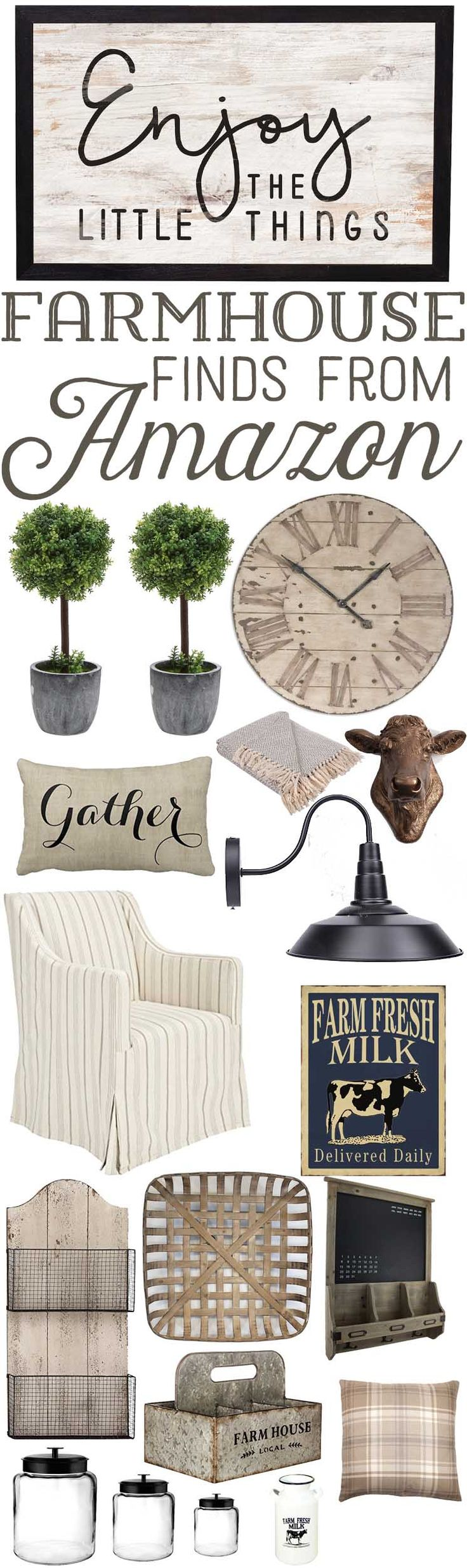 Farmhouse Finds From Amazon-Farmhouse Decor-farmhouse wall decor-farmouse decorating ideas.jpg