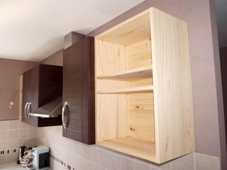 17 best ideas about meuble haut cuisine on pinterest for Fixation meuble haut cuisine