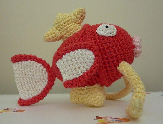 Crochet Patterns Pokemon Characters : ... crochet pokemon on Pinterest Free amigurumi patterns, Pokemon and