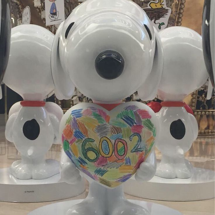 All About YU ~ 6002 for 65th Snoopy Anniversary ❤️ JYJ Hearts