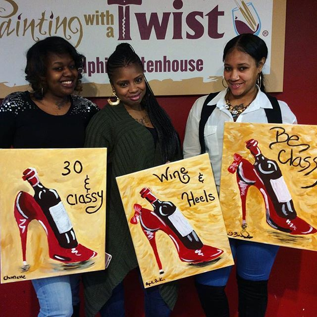 15 best heel to toe images on pinterest shoe toe and boots for Painting with a twist rittenhouse