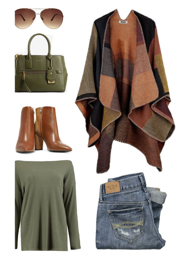 Simple Fall Comfy Look by cindycook10 on Polyvore featuring polyvore, fashion, style, Boohoo, IRO, Marc Jacobs, Ashley Stewart, Abercrombie & Fitch, clothing, simpleoutfit, polyvorecommunity and fallfashion