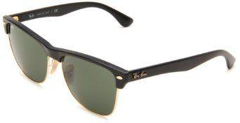 Amazon.com: Ray-Ban 0RB4175 0RB4175 Square Sunglasses,Demi Shiny Black Frame/Green Lens,57 mm: Ray-Ban: Clothing