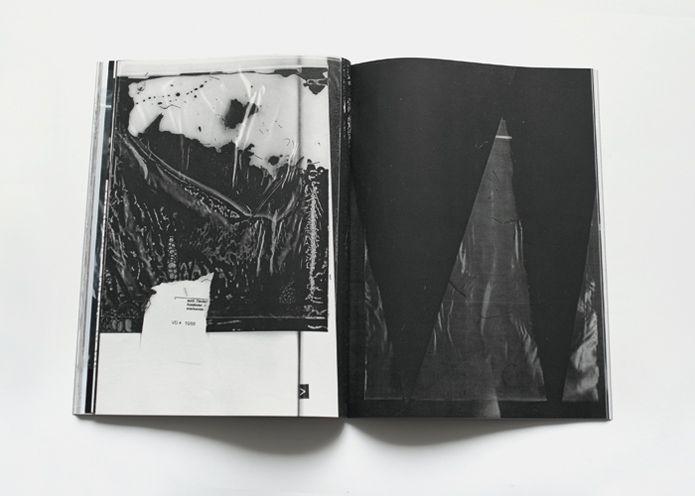 COPY MAGAZINE : Nadine Goepfert —Textile & Design