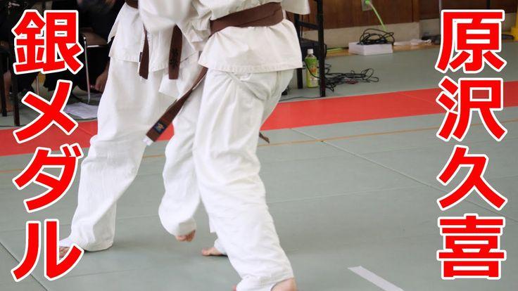 原沢久喜 銀メダル 柔道男子100kg超
