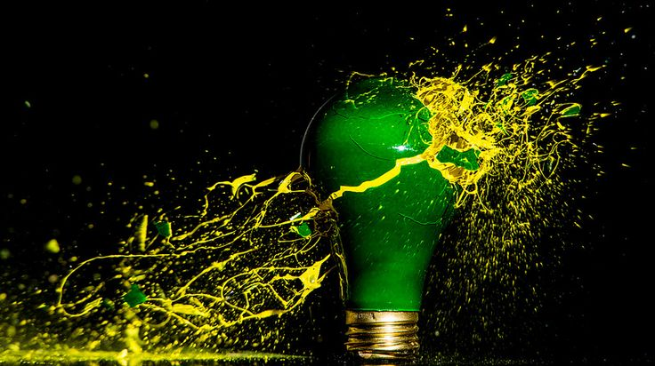 Paint Bomb_Yellow and Green